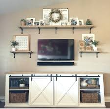 rustic farmhouse tv stand adorable farmhouse stand of sliding barn door distressed media console diy rustic