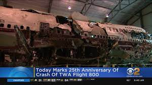 Saturday Marks 25th Anniversary Of TWA Flight 800 Crash – Breaking News,  Sports, Weather, Traffic And The Best of NY