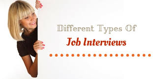 Job Interview Types Do You Know About Types Of Job Interview Fusion Werindia