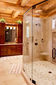 log cabin bathroom decor ideas. home decor smj constructionog kitchen cabin bathroom decorating log ideas