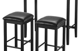 height chairs set base bistro plastic villa table outdoor metal tall stools sets pub and diy