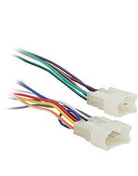 radio wiring harnesses amazon com radio wiring harness diagram at Radio Wiring Harness