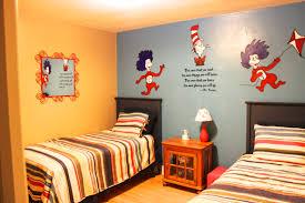 Kids Bedroom On A Budget Kids Dr Seuss Room On A Budget The Holzmanns