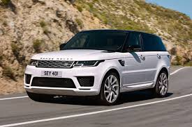 2018 land rover models. interesting models range rover sport 2018 revealed ahead of april launch and land rover models