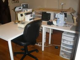 full size of furniture white laminated wooden corner desk which furnished with l shaped ikea computer office