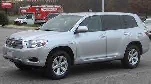 Toyota Highlander Hybrid Photos, Informations, Articles ...