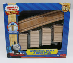 Fisher Price Wooden Railroad Maron Lights Sounds Signal Shed Fisher Price Y4500 Thomas Friends Wooden Railway