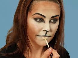 cat makeup tutorial for
