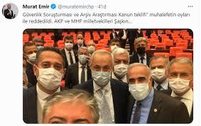 Güvenlik Soruşturması teklifi muhalefet oylarıyla reddedildi! 'AKP ve MHP  milletvekilleri şaşkın' - Son dakika haberleri