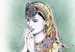 """Résultat de recherche d'images pour """"fille kabyle"""""""