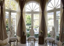 Arched Top Window Treatments image and description