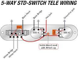 telecaster wiring diagram treble bleed wiring diagram strat switch for tele mod telecaster guitar forum