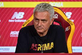 Lazio-Roma, Mourinho in conferenza stampa – FOTO GALLERY - Forzaroma.info -  Ultime notizie As Roma calcio – Interviste, foto e video