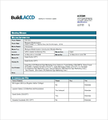 Minutes Document Template Business Meeting Agenda Template School Minutes Templates Free