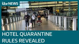 In red list assessments, the geographic range is recorded using the countries of occurrence following the standard names of countries provided and maintained by the united nations statistics. Hotel Quarantine To Be Compulsory For Arrivals From Red List Countries Says Pm Itv News Youtube