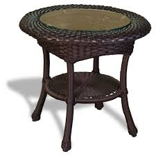 tortuga outdoor sea pines wicker side table java wicker wicker colors mojave wicker mojave wicker tortoise wicker