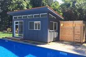 pool house. Modern Pool Houses House