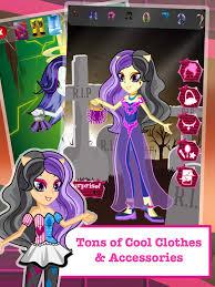 little princess pony dress up my equestria friendship s make up games screenshot