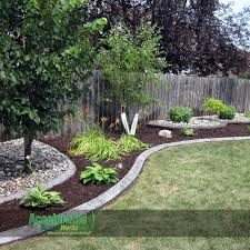 Small Picture Best 25 Landscaping along fence ideas on Pinterest Privacy