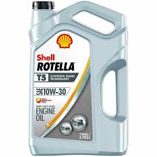 Ebay Advertisement Shell Rotella T5 10w 30 Synthetic Blend