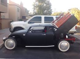Buy new 1960's VW Rat Rod Custom/pick-up project car!! in Scottsdale ...