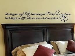 Wall Decorations Quotes Bedroom Quotes For Walls Love Quotes Wall Enchanting Love Wall Quotes