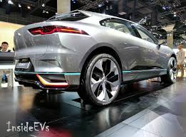 2018 jaguar concept. exellent jaguar 5 seat performance suv the jaguar ipace in la insideevs to 2018 jaguar concept