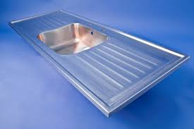 double drainer sit on sink stainless steel