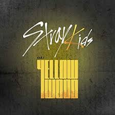 Amazon Book Pre Order Chart Stray Kids Cle 2 Yellow Wood Album Limited Ver Cd 1ea Photo Book 3p Qrcard Unit Photo Card Sticker Pre Order Gift Tracking Code