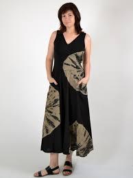 Globe Tie Dye Dress