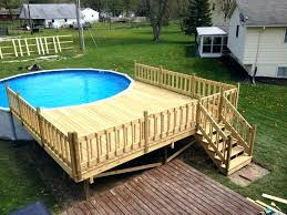 ground level deck vs patio how to build a ground level deck with deck blocks circular