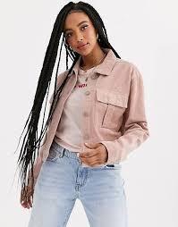 <b>Women's Denim Jackets</b> | <b>Cropped</b> & Oversized Jackets | ASOS