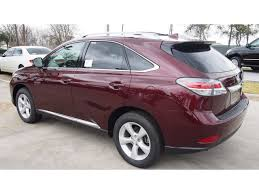 lexus 2014 rx 350 red. lexus rx 350 2014 dk red suv 6 cylinders automatic 77074 0