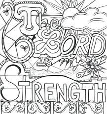 Free Sunday School Coloring Pages Download Free Printable And