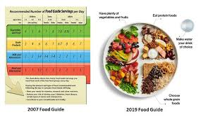 The Canadian Food Guide Chart Everything You Need To Know About The 2019 Canadas Food
