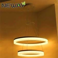 hanging light fixtures drop ceiling 2 rings modern circle led pendant suspended ceiling lighting fixtures hanging hanging light fixtures drop ceiling