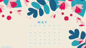 Wallpaper Calendar May 2020