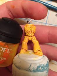 easy way to paint yellow armour wargaming forum and wargamer forums find this pin and more on warhammer 40k tips tricks