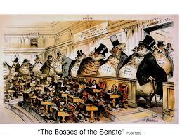 the progressive era  ldquothe bosses of the senaterdquo puck 1889
