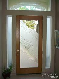 impressive glass front doors glass front doors glass entry doors sandblast frosted