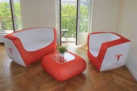 inflatable furniture. 094 brick sofa u0026 cubrik chair tesla inflatable furniture n