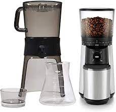 Oxo brew conical burr coffee grinder with integrated scale and oxo brew 2. Amazon Com Oxo Cold Brew Coffee Maker Bundle With Oxo Brew Conical Burr Coffee Grinder 32 Oz Kitchen Dining