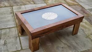 uno is a coffee table made in lenga patagonian timber quite similar to beech it is inspired in the pyramids of egypt not that i have ever been there