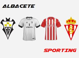 Resultado de imagen de escudos albacete sporting