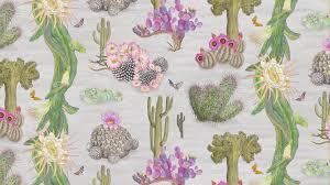 Cactus Mexicanos Linen
