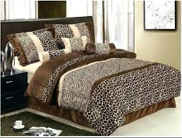 cheetah print decorations for bedroom animal print