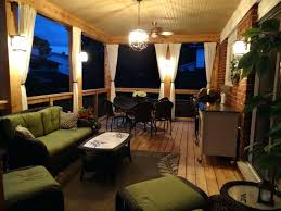 outside lighting ideas for parties. Back Porch Lighting Ideas Complete Outdoor Living Deck With Finished Roof And Decks A . Outside For Parties