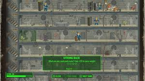 Fallout 4 Level Up Chart Fallout 4 The Best Perks And Character Build Usgamer