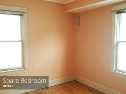 peach paint colorsPainting the bedrooms Peach out  Rather Square