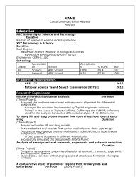 Best Resume Sample For Mechanical Engineer Fresher Format